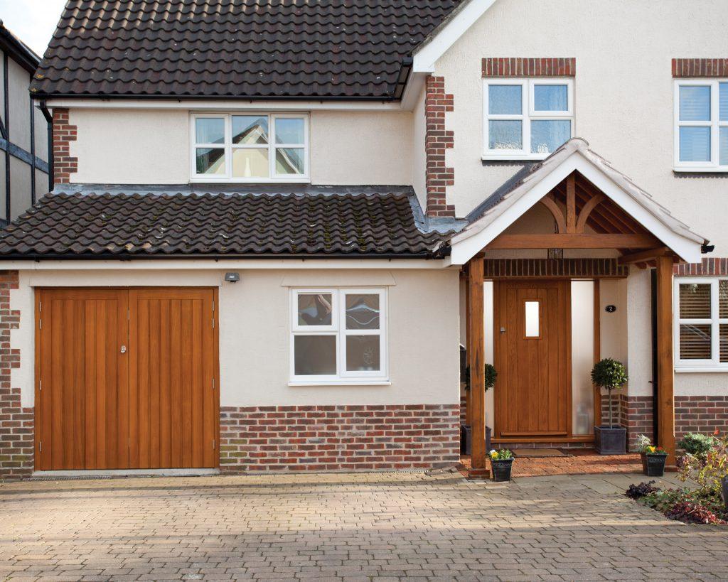 rushmer_front_door_and_garage_door
